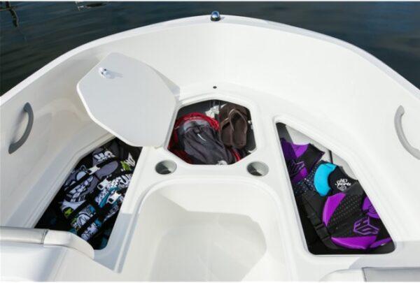 three storage for swimwear