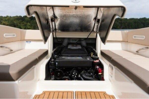 boat's machine storage