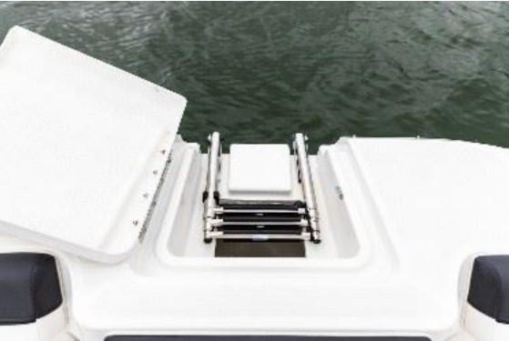 boat ladder storage