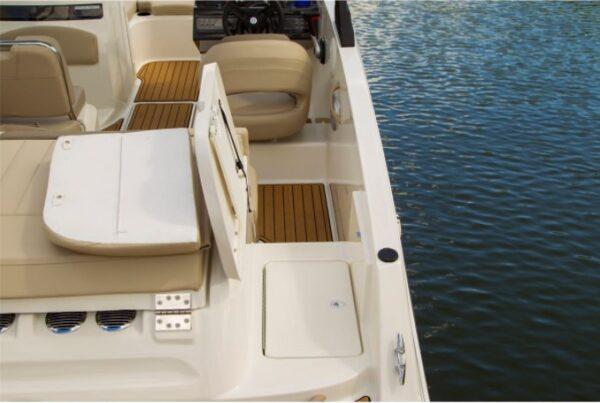 small boat deck
