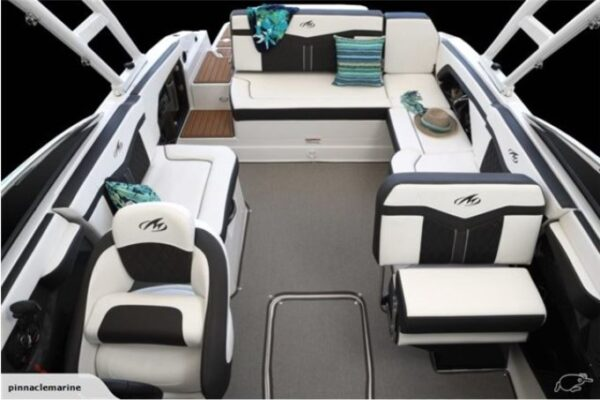 captain's seat with two extra seat and long sofa