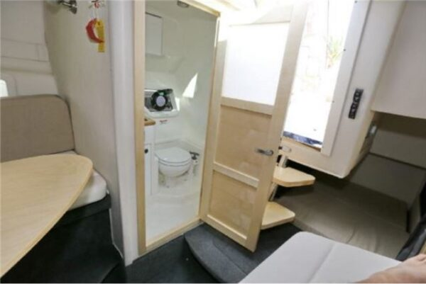 small restroom