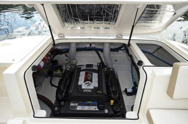 boat motor engine